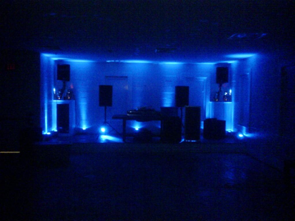 Dj, Band Lighting and sound